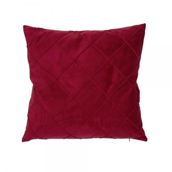 Kuddfodral Röd Jonna 50x50cm