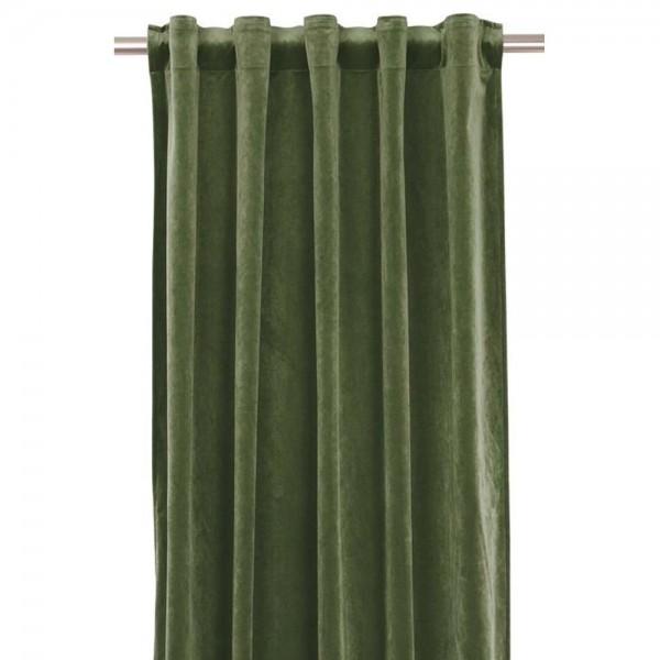 Sammetslängder Mossgrön...